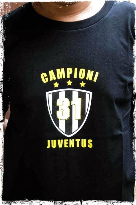 Kaos Juventus Juventus Signature 6 kaos bola juve cioni 31