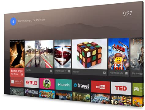 Why Android Tv by Why S Android Tv Might Succeed Where Tv