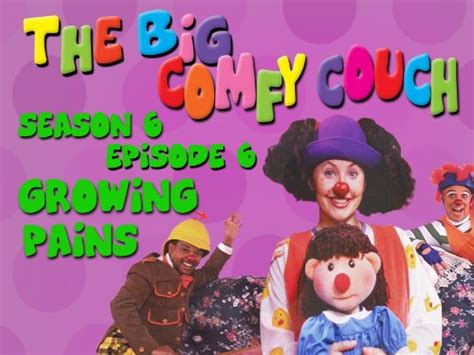 big comfy couch growing pains big comfy couch tv show news videos full episodes and
