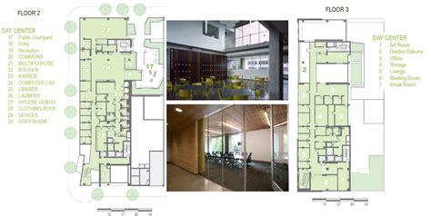 facility layout design case study bud clark commons innovative homeless service model hud