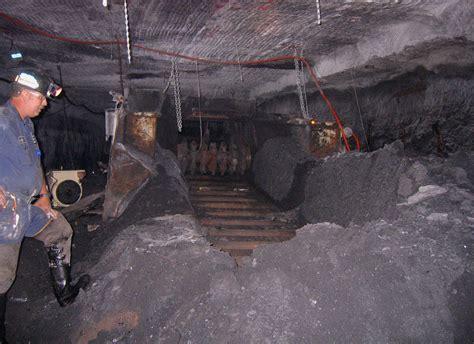 Underground Feeder shoal creek mine coal feeder breaker michals flickr