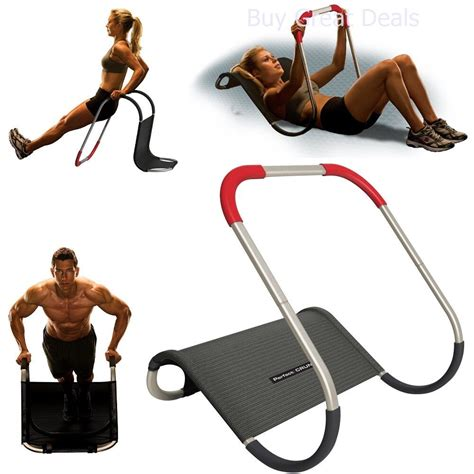 ab workout machine sit up fitness health exercise equipment weight loss home ebay