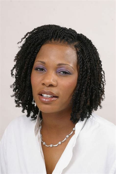 twist for short black thin hair 51 kinky twist braids hairstyles with pictures twist