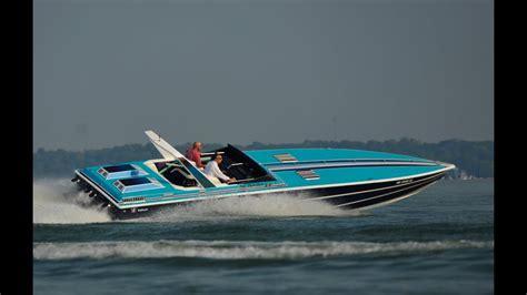 driving the original miami vice boat driving the original miami vice boat pt5 youtube