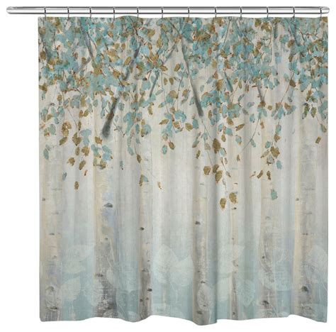 shower curtain forest laural home dream forest shower curtain shower curtains