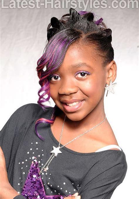 great hairstyles  black kids  pretty designs
