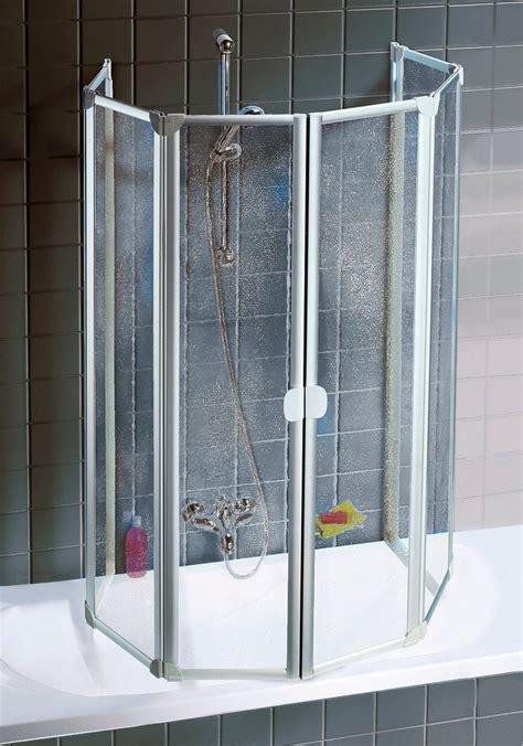 wannen duschaufsatz schulte wannenfaltwand 187 187 einfach ohne bohren 171 171 otto