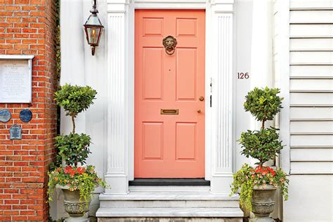 and stylish looks for front entry doors