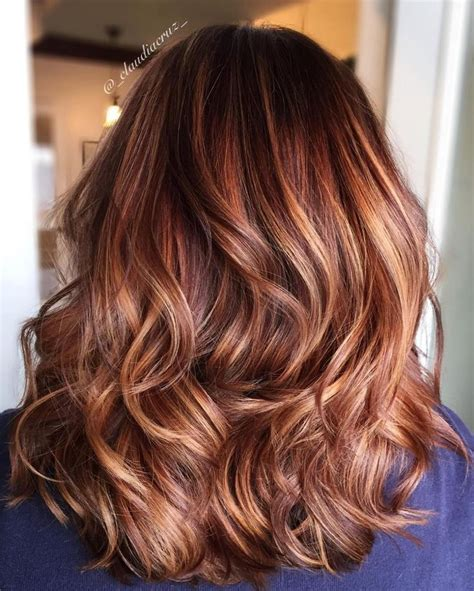 caramel and burgandy highlights on older ladies hair 855 best images about hair on pinterest short hair
