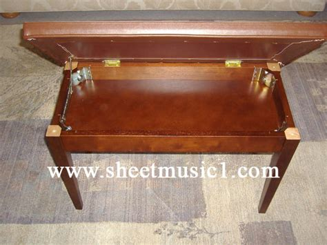 upholstered piano bench schaff upholstered top piano bench