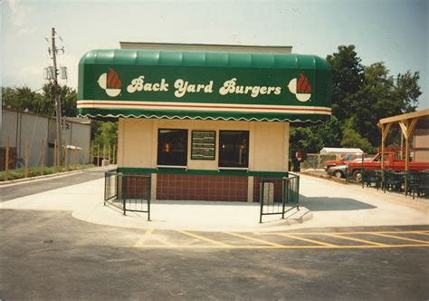 backyard burgers back yard burgers celebrates 30th anniversary by fighting