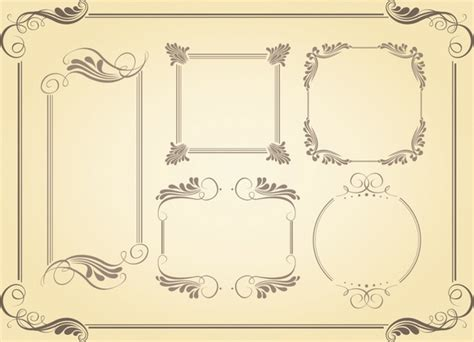 eps format border design free download simple border cdr free vector download 8 922 free vector