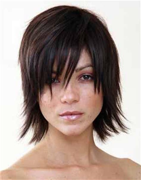 imagenes de cortes de pelo desmechado para mujeres cortes de pelo sexys y femeninos mujer chic