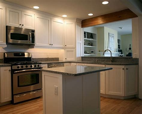 island in small kitchen 54 beautiful small kitchens design kitchens beams and stove
