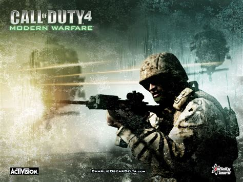 cull of duty call of duty 4 desktop wallpapers call of duty 4