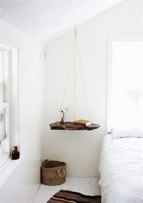 schlafzimmer ideen alternativ nachttisch zum einh 228 ngen wunderschoene idee architektur
