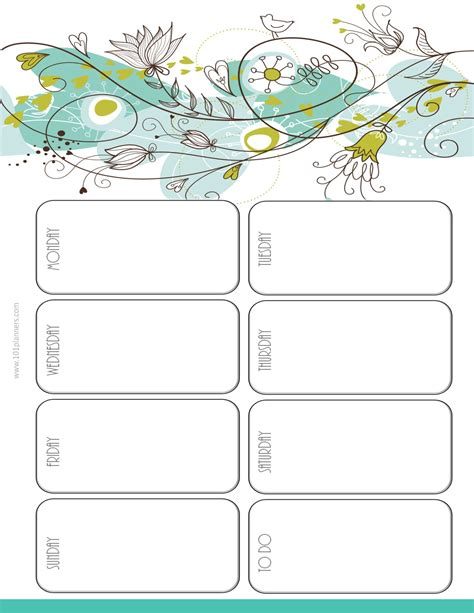 design weekly calendar weekly calendar maker create free custom calendars