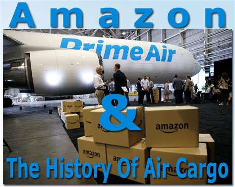 the history of air cargo