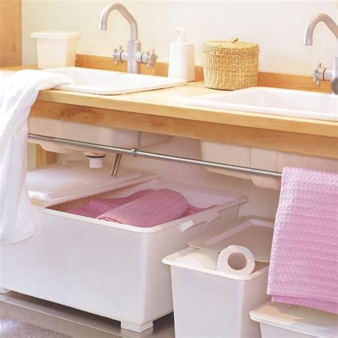 under sink storage ideas bathroom towels storage 24 ideas to spruce up your bathroom