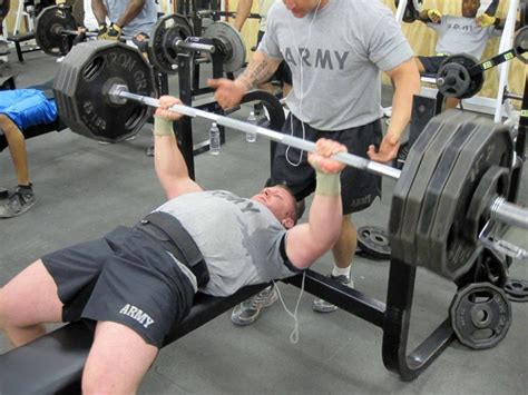 military press vs bench press dvids images c stryker bench press chion