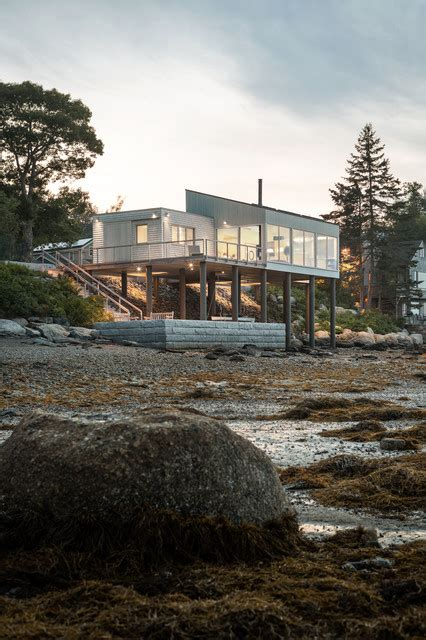 house over water house over water contemporary exterior other by