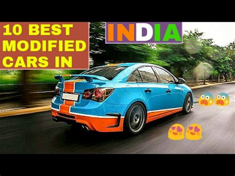 Compare Cars India by Top 10 Best Modified Cars In India Part 9