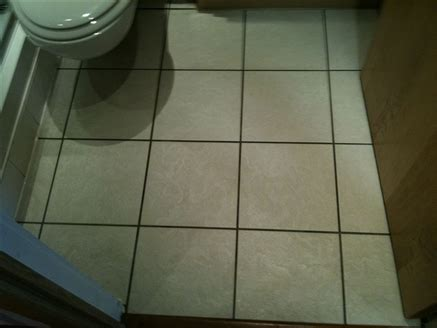 Deep Cleaning Ceramic Tiles, De Vere Hotel