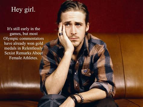 feminist ryan gosling danielle henderson
