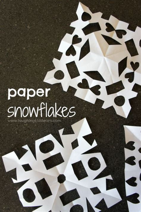 Best Way To Make Paper Snowflakes - 13619 best writing motor images on