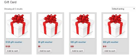 Woocommerce Gift Card - woocommerce gifts 10 plugins wp solver