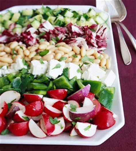 new years salad ideas pixtal peep recipes for a new year s buffet