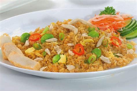 resep nasi goreng padang spesial  menu  sahur