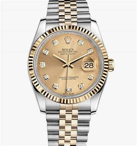Rolex Kulit Combiyellow replica rolex datejust yellow rolesor combination of 904l steel and 18 ct yellow gold