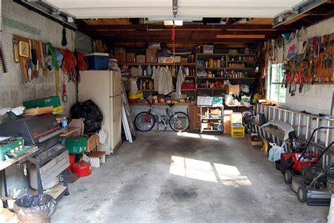 le garage am 233 ricain une pi 232 ce riche en imaginaires