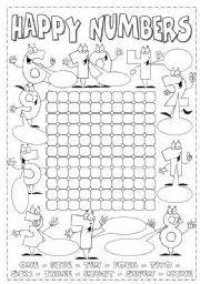 esl kids worksheets numbers from 1 to 10