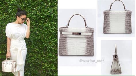 Mes Birkin Himalaya Mini marian own the rarest most desirable handbag in the word