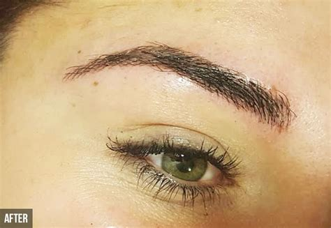 eyebrow tattoo queenstown beautylab by chloe ellen grabone nz