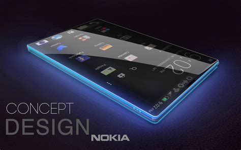 new mobile nokia s new swan phablet concept 2017