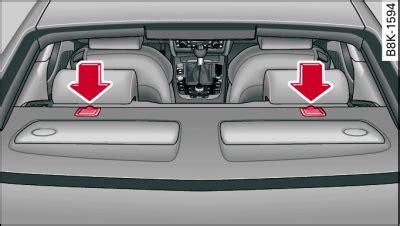 Audi Tt K Fig by Audi A5 Fissaggio Dei Seggiolini Per Bambini Mediante Il