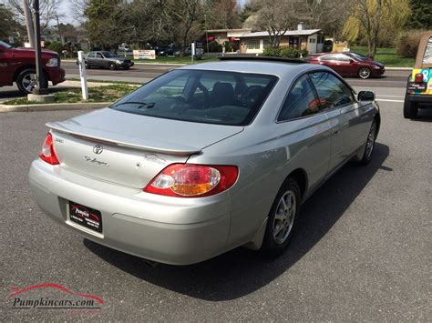 Toyota Solara 2003 In New Jersey Nj Stock No