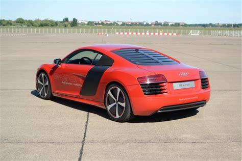 Audi Tempelhof by Image Audi R8 E Track Drive Berlin Tempelhof