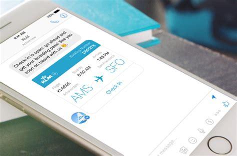 klm mobile klm customer service lands in messenger mobile