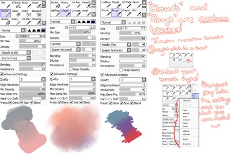 paint tool sai app hair brushes for paint tool sai free programs utilities