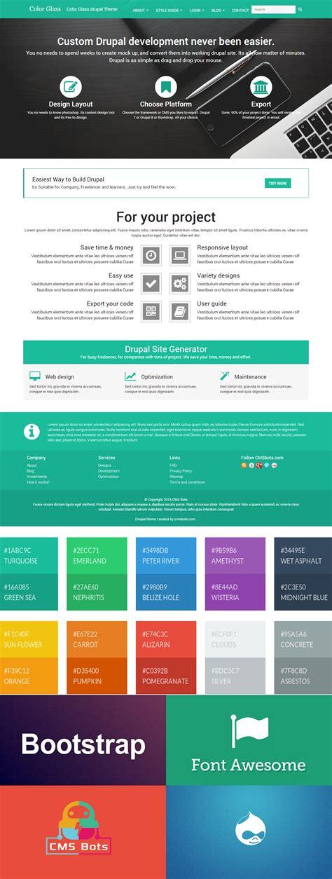 15 Drupal Themes Template Custom Ecommerce Responsive Free Premium Templates Drupal Custom Theme Template