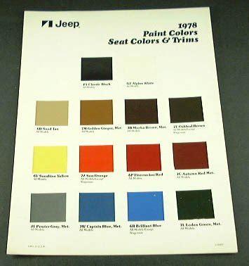 jeep wrangler exterior colors html car review specs
