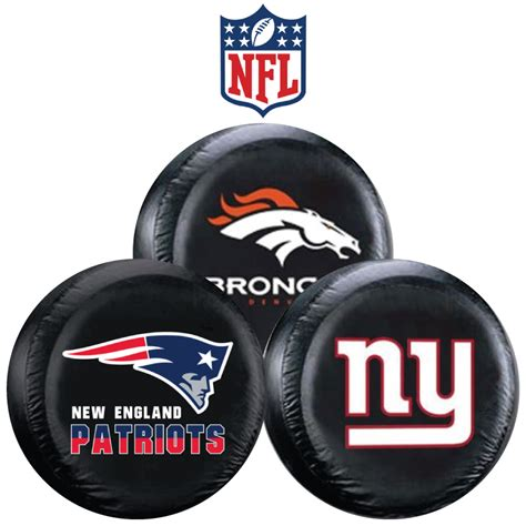 Jeep Tire Covers All Things Jeep Nfl Tire Covers