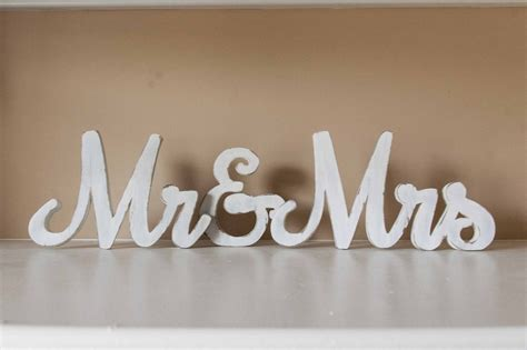Mr And Mrs Table Sign by Mr And Mrs Wedding Sign Wood Wedding Sign Sweetheart Table
