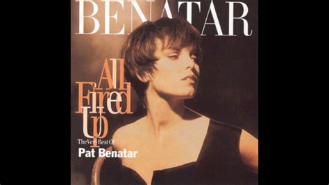 Publisher Oj Book Fired by Pat Benatar All Fired Up 1988 Hq