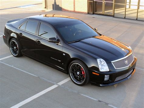 How To Make Handmade Sts - kaczmanwwk 2009 cadillac stssts v sedan 4d specs photos