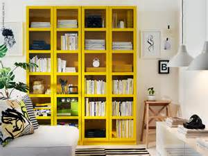 Besta Bookcase Ikea Billy Gul Ikea Bungalow5